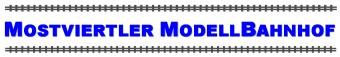 Mostviertler ModellBahnhof Shop