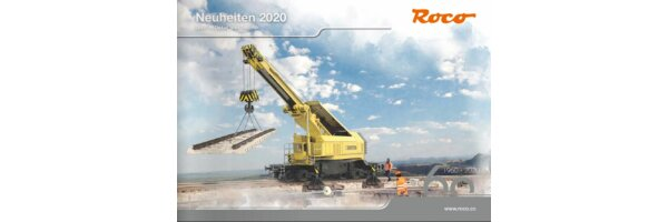 ROCO Frühjahrsneuheiten 2020