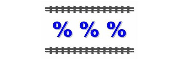 15 Jahre > 15 Tage > 15 Prozent Zusatzrabatt
