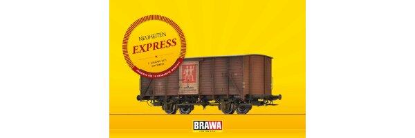 Brawa Neuheiten-Express