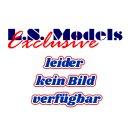 LS Models 10092S - Spur H0 Z 27607, rot/metallicgrau,...