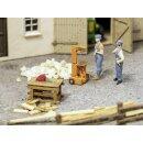"""Noch 13726 - 1:87 3D minis-Accessoir """"Holzspalter..."""
