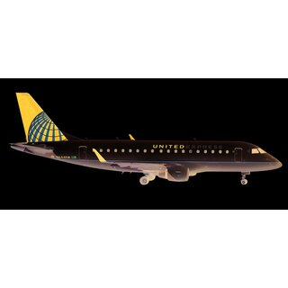 Herpa 562584 - 1:400 United Express (Republic Airlines) Embraer E170 ? n644Rw