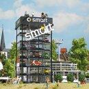 Busch 1001 - 1:87 Smart Car Tower