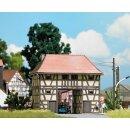 Busch 1650 - 1:87 Torhaus Ickelheim   *** 15 J MoMoBa ***