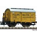 Fleischmann 845707 - Spur N Norte Weinfasswagen...