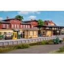 Auhagen 11452 - 1:87 Bahnhofsausstattung