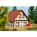 Auhagen 11455 - 1:87 Einfamilienhaus 120 x 97 x 90 mm