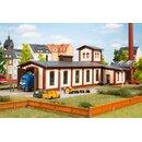 Auhagen 13345 - 1:120 Lokschuppen einständig 307 x...