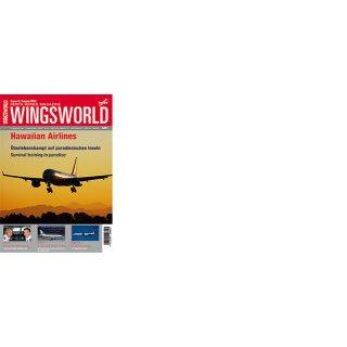 Herpa Wings Wingsworld 3 Juni  2019 plus Herpa kataloge