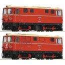 ROCO 33304 - Spur H0e ÖBB Diesellok 2095.07 zwei...
