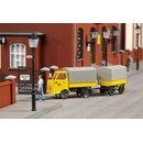 Auhagen 43662 - 1:120 Multicar M22 Post mit Anhänger