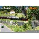 """ROCO 80621 - ROCO Prospekt """"H0e-Programm 2020""""..."""