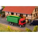 Faller 161493 - 1:87 LKW MB Actros LH96 Abrollcontainer