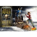 Lindberg 570616 -  1/12 Jolly Roger, Duel with D