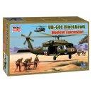 MiniCraft 581644 -  1/48 UH-60L Blackhawk Medivac