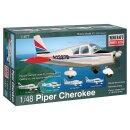 MiniCraft 581677 -  1/48 Piper Cherokee