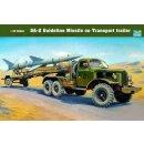 Trumpeter 750204 -  1/35 SA-2 Fernlenkrakete auf
