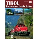 "VGB 102051 - Buch ""Tirol Bahnen und Landschaft"""