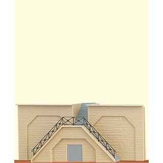 Brawa 2699 - N Arkaden mit Treppe [1 Stück]