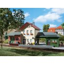 Auhagen 11331 - 1:87 Bahnhof Hohendorf 240 x 95 x 113 mm