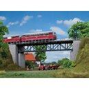 Auhagen 11364 - 1:87 Fachwerkbrücke 215 mm 327 x 65...
