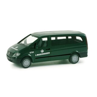 Herpa 048712 - 1:87 Mercedes-Benz Vito Bus Waggershauser ###
