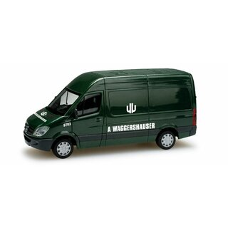 Herpa 048774 - 1:87 Mercedes-Benz Sprinter Kombi Waggershauser