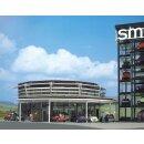 Busch 1000 - 1:87 Smart Verkaufsgebäude H0