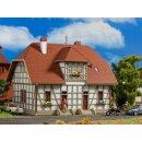 Vollmer 43649 - Spur H0 Fachwerk-Siedlungshaus