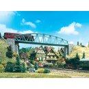 Vollmer 47302 - Spur N Stahlbogenbrücke, gerade...
