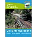 """RMG Bu 507 - Buch """"100 Jahre Mittenwaldbahn"""""""