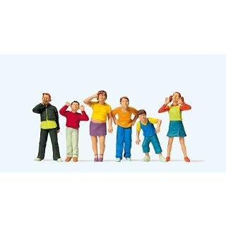 "Preiser 65356 - Figurensatz 1:43/1:45 ""Kinder"""