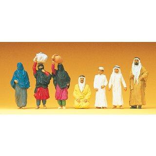 """Preiser 68207 - Figurensatz 1:50 """"Araber"""""""