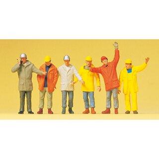 """Preiser 68214 - Figurensatz 1:50 """"Industriearbeiter"""""""