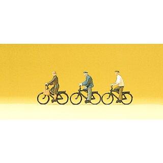"""Preiser 75013 - Figurensatz 1:120 """"Radfahrer"""""""