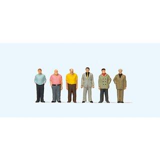 """Preiser 75054 - Figurensatz 1:120 """"Stehende Männer"""""""