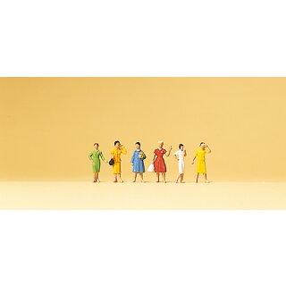 """Preiser 79024 - Figurensatz 1:160 """"Weibliche Passanten"""""""
