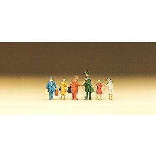 """Preiser 79028 - Figurensatz 1:160 """"Begrüßungsszenen"""""""