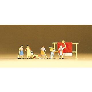 "Preiser 79051 - Figurensatz 1:160 ""Hausfrauen"""