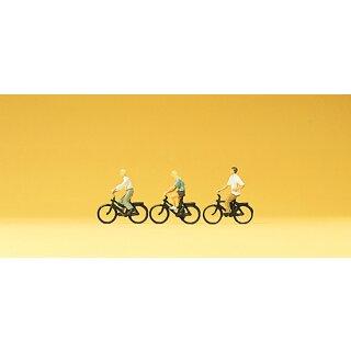 """Preiser 79089 - Figurensatz 1:160 """"Radfahrer"""""""