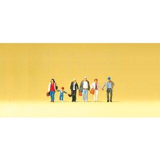 """Preiser 79192 - Figurensatz 1:160 """"Gehende Reisende"""""""
