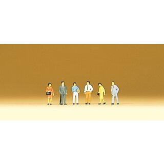 """Preiser 79206 - Figurensatz 1:160 """"Japanerinnen und Japaner"""""""