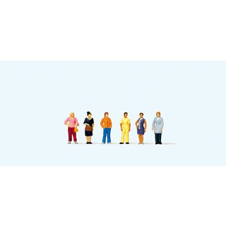 """Preiser 79222 - Figurensatz 1:160 """"Stehende Frauen"""""""