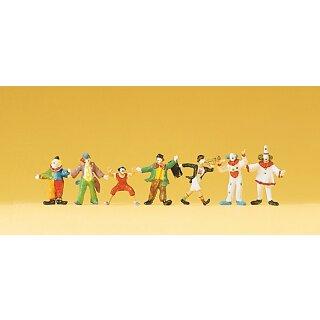 "Preiser 79700 - Figurensatz Zirkus 1:160 ""Clowns"""