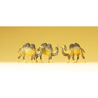 """Preiser 79711 - Figurensatz Zirkus 1:160 """"Kamele"""""""