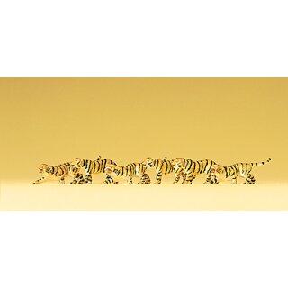 """Preiser 79714 - Figurensatz Zirkus 1:160 """"Tiger"""""""