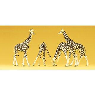 "Preiser 79715 - Figurensatz Zirkus 1:160 ""Giraffen"""