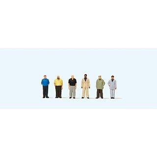 """Preiser 80916 - Figurensatz 1:200 """"Stehende Männer"""""""