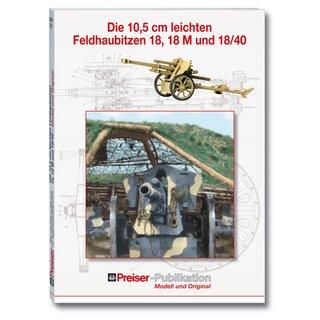 """Preiser 96000 - Preiser Prospekt """"Die 10,5 cm leichten Feldhau"""""""